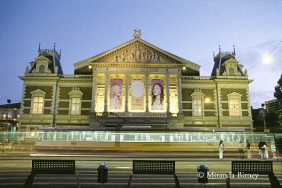 concertgebouw tram blog